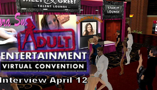 Adult Entertainment Virtual Convention Interview